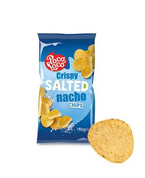 Tortilla nacho round_poco loco