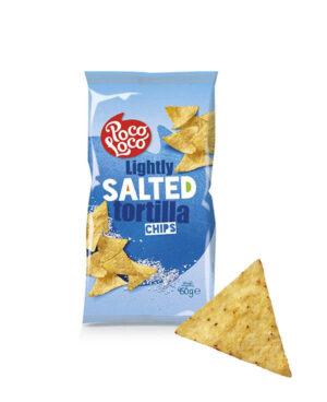 Poco Loco-salted nachos chips