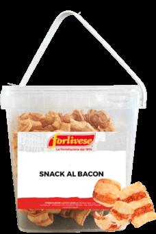 Secchiello-Snack al bacon