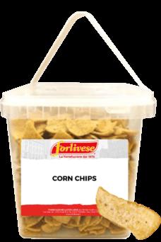 Secchiello-corn chips